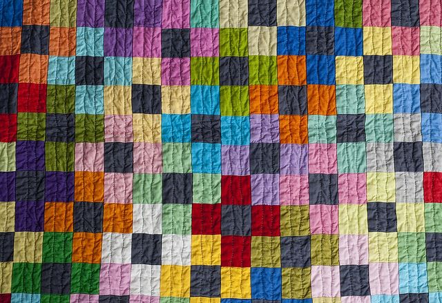 Kona Solids Challenge - Baby Playmat by Pitter Putter Stitch, via Flickr: Putter Stitches, Curries Quilts, Challenges Quilts, Quilts Sewing, Quilts Squares, Sewing Quilts, Quilts Blankets Crafts, Solid Challenges, Quilts Solid