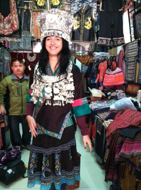 Hunting costumes in China