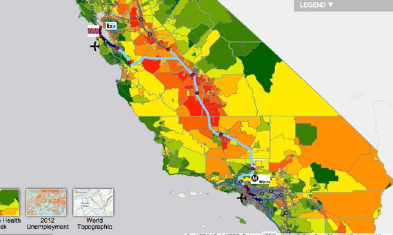 California High-Speed Rail: A Minor End, an Important Beginning - Atlantic Mobile