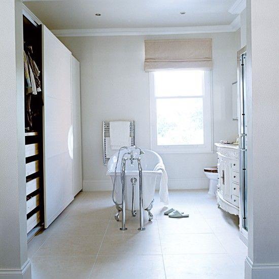 En-suite bathroom   Late-Victorian house tour   housetohome.co.uk