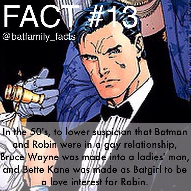 batman and robin facts