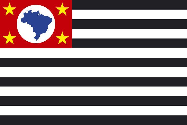 Bandeira do estado de São Paulo - Lista de bandeiras do Brasil – Wikipédia, a…