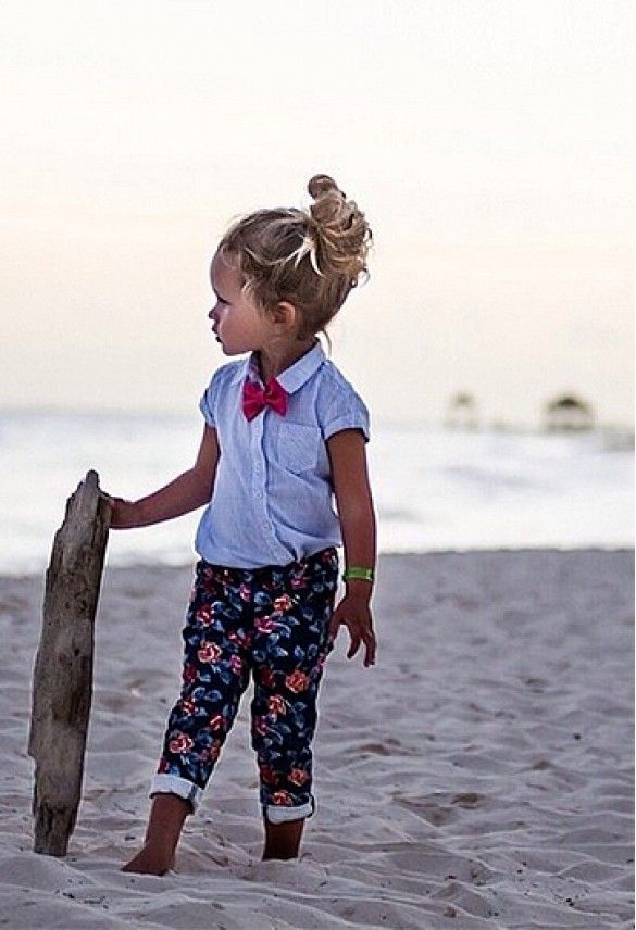 21 Kids Who Dress Better Than You via @WhoWhatWear - this little girl's outfit is my fav