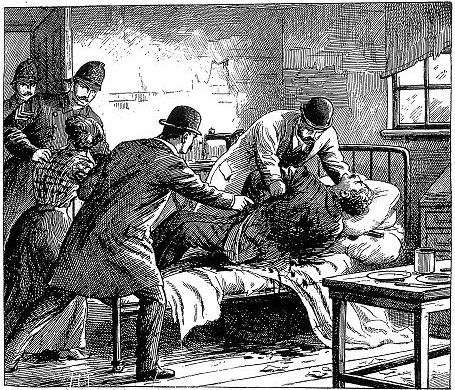 Illustrated Police News   The Illustrated Police News Saturday 24 December 1910   Spitalfields ...