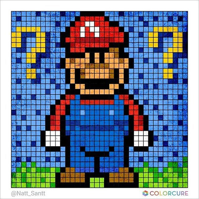 #supermario #mario #game #mariocart #nintendo #mushroom #fun #dot #kids #gameboy #colorcure #adultcoloring #coloringappforadults #색칠공부 #색칠놀이 #어른색칠 #색칠스타그램 #painting #sketch #art #artwork #artist #colorful #beautiful #coloreandoando #librodecolorear #pintar #colorgram #instacolor