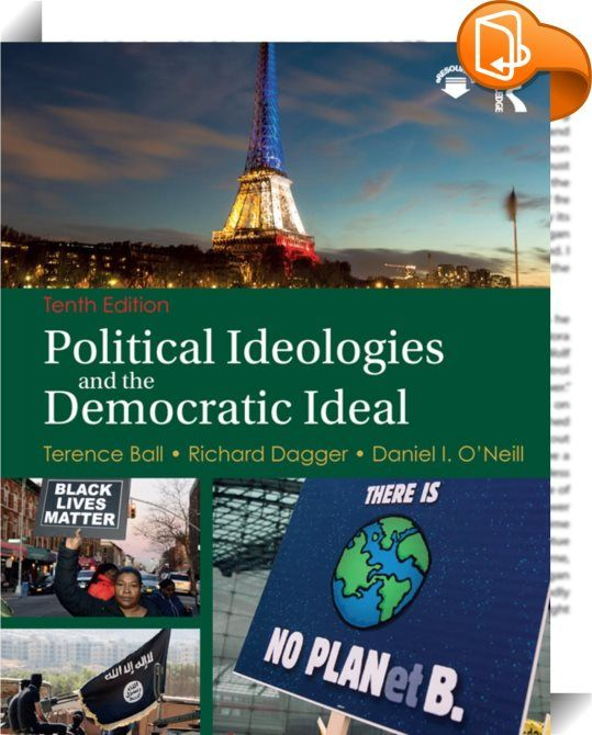 Political Ideologies and the Democratic Ideal    ::  <P><EM>Political Ideologies and the Democratic Ideal</EM> analyzes and compares political ideologies to help readers understand individual ideologies, and the concept of ideology, from a political science perspective. This best-selling title promotes open-mindedness and develops critical thinking skills. It covers a wide variety of political ideologies from the traditional liberalism and conservatism to recent developments in identit...