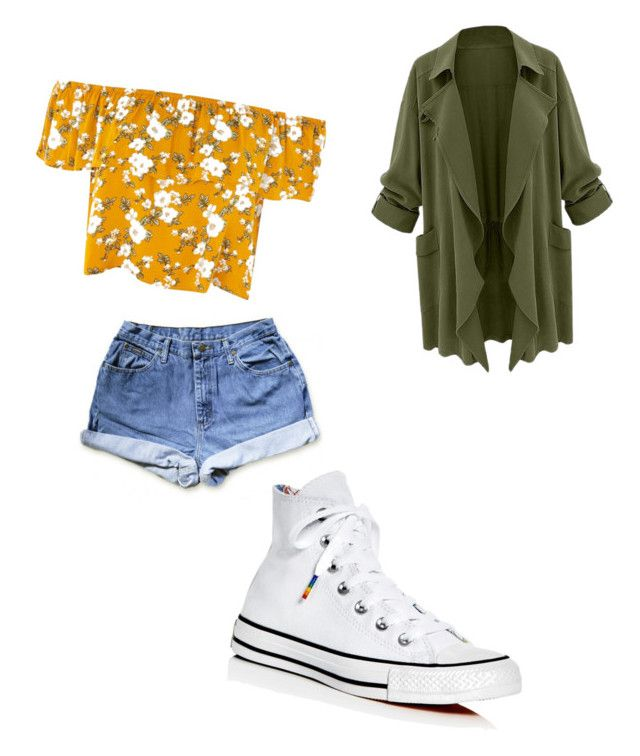 """Introducing me - nick Jonas"" by maryandeddie-i on Polyvore featuring Converse"