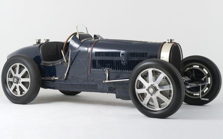 Bugatti Type 51 Grand Prix Racing Car 1931-34