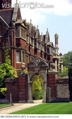 Pembroke College, Cambridge, England is the oldest college in Cambridge established by Edward III in 1347