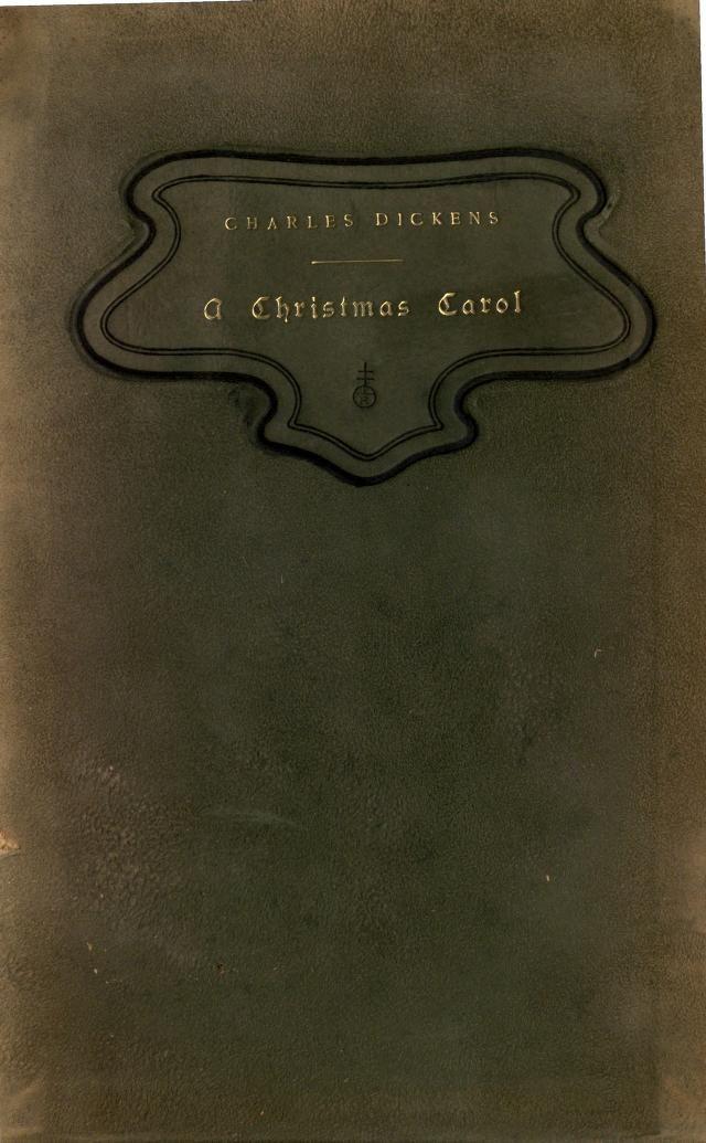 A Christmas Carol By Charles Dickens 1843