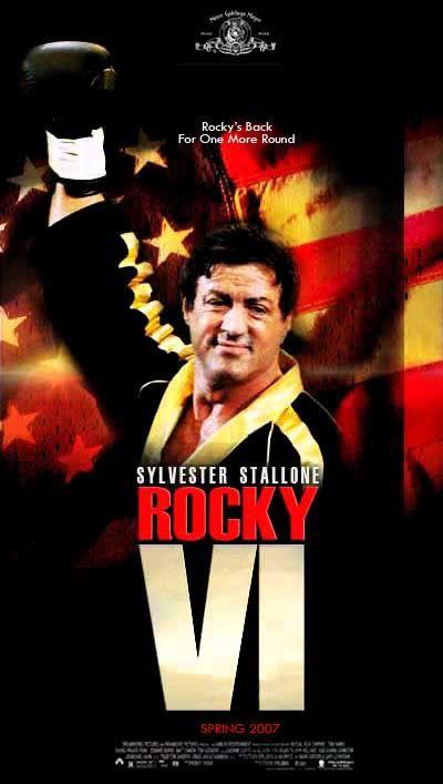 My Rocky VI Poster