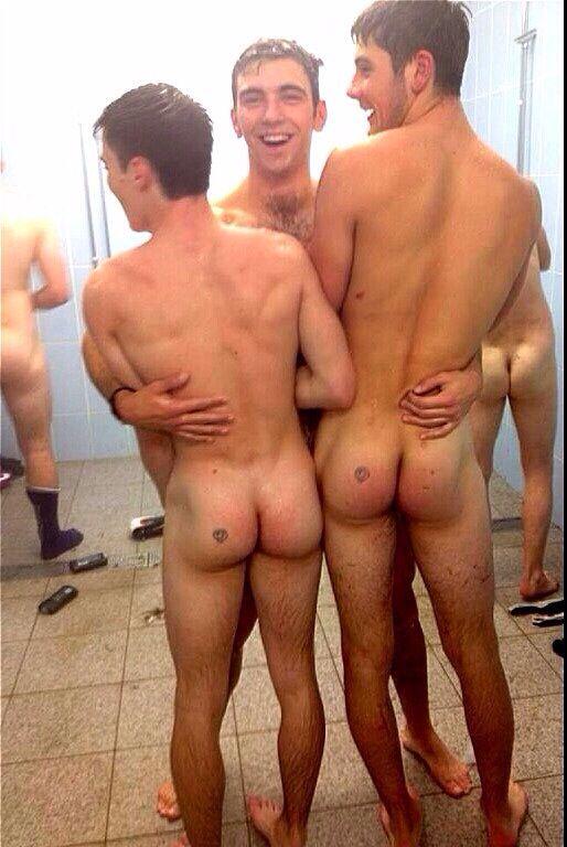do men act gay at gyms