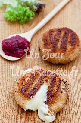 Camembert pané - La recette facile et rapide