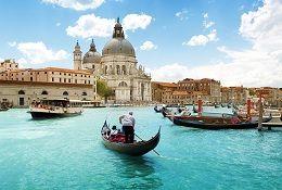 Kota air Venice, Italia