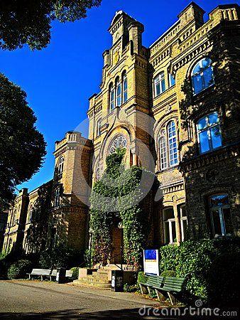 Front side of Lund University Graduate School