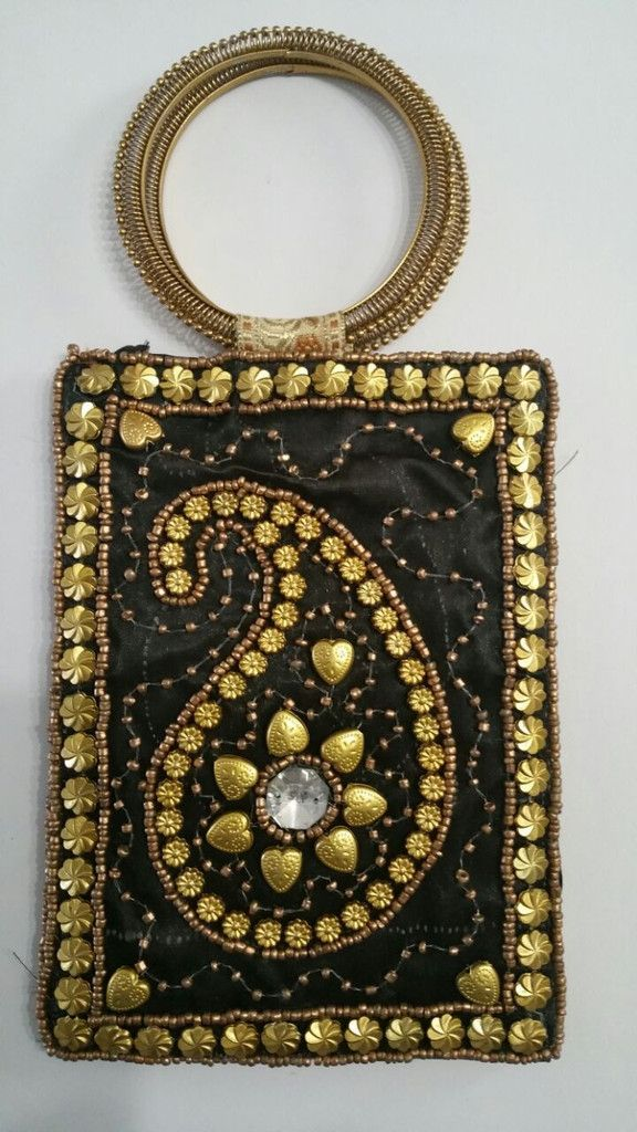 Oriental Handmade Cellphone Pouch