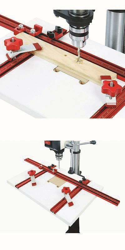 Drill Presses 71296 Woodpeckers Complete Drill Press Table Buy
