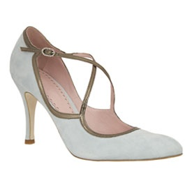 Astrid bespoke shoe by Emmy Shoes -