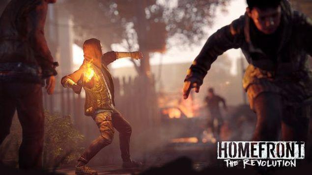 Esclusiva emporale Xbox One per la beta multiplayer di Homefront The Revolution e video gameplay [gamescom 2015]