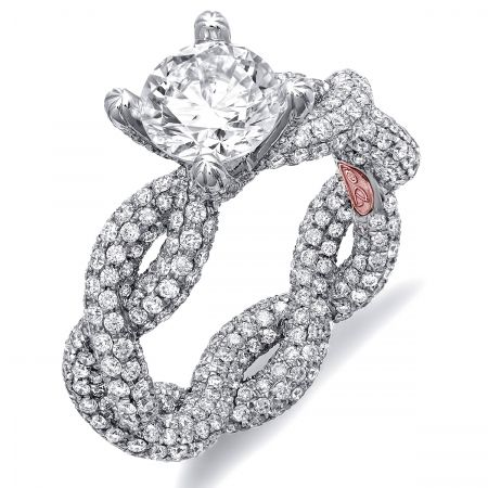 Designer Engagement Rings from DemarcoJewelry.com Available in White or Yellow Gold 18KT and Platinum. 3.33 RD Capture her grace and endless beauty with this confident yet elegant design. We have also incorporated a unique pink diamond with every single one of our rings, symbolizing that hidden, unspoken emotion and feeling one carries in their heart about their significant other. This is not just another ring, this is a heirloom piece of jewelry.: Design Engagement Rings, Yellow Gold, Demarco Bridal, Unique Pink, Bridal Jewelry, Demarcojewelry Com, Wedding Rings, Designer Engagement Rings, Pink Diamonds