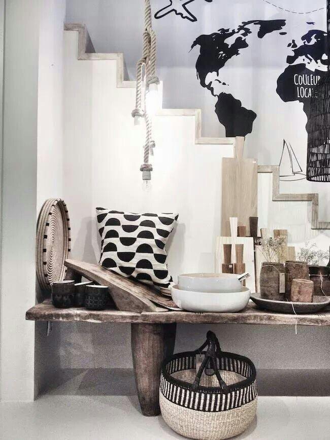 couleur locale coup de coeur cr ateur lifestyle office pinterest afrikanische deko. Black Bedroom Furniture Sets. Home Design Ideas