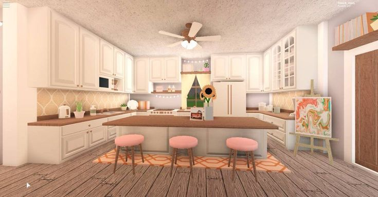 Bedroom Bloxburg Kitchen Ideas Novocom Top