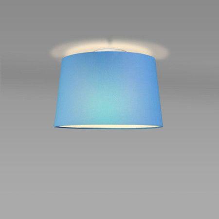 Plafon Ton 40 okrągły jasnoniebieski