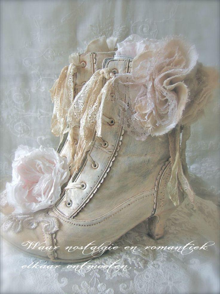 Where nostalgia and romance meet ...le style que je recherche pour début…
