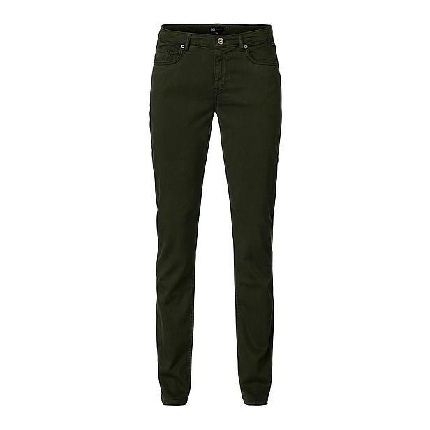 Didi broek pants jeans dark green Bestel nu bij wehkamp.nl