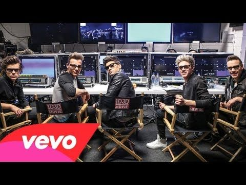One Direction - 1D: This Is Us -- Movie Trailer! Listen at the end for a clip of their new single!