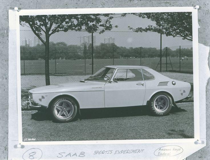 SAAB Sportis Volvo Dödare.
