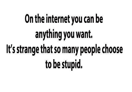 Laugh, Quotes, People Choose, Stupid, Random, So True, Funny Stuff, Internet, True Stories