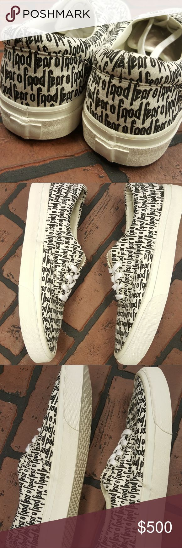 FEAR OF GOD X VANS ERA 95 REISSUE Brand new without box Vans Shoes Sneakers