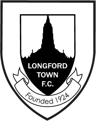 Longford Town F.C. crest Full name 	Longford Town Football Club Nickname(s) 	Town or De Town Founded 	1924 Ground 	City Calling Stadium, Longford, County Longford Capacity 	4,500 Chairman 	Jim Hanley Manager 	Tony Cousins League 	League of Ireland (Premier Division) 2014 	1st (First Division winners) Website 	Club home page
