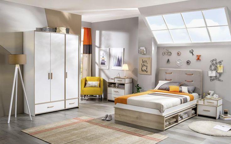 Chambre pour adolescent disponible chez le magasin Cilek - Casablanca Maroc