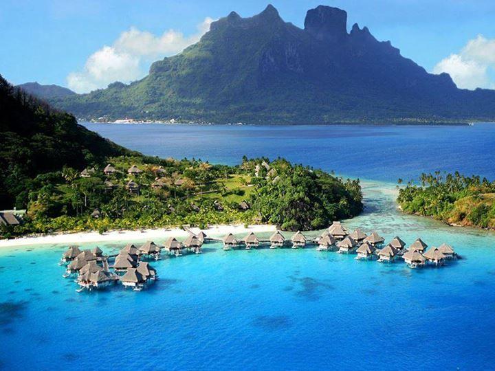 Hilton, Bora Bora