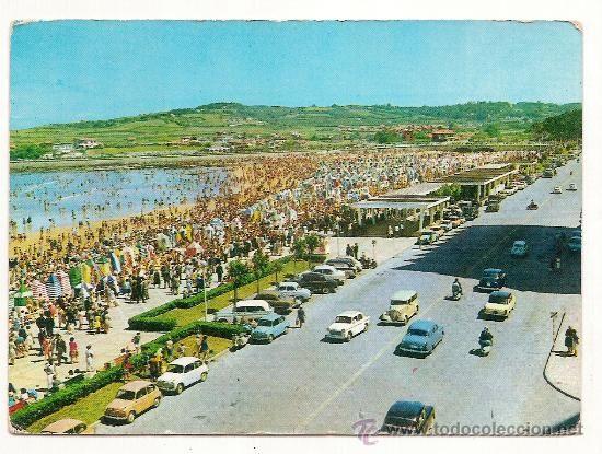 GIJON (ASTURIAS) Spain 60's