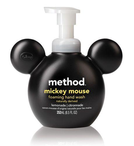 method: #mickey + minnie mouse #hand #wash outdoor...   Wicker Blog    wickerparadise.com