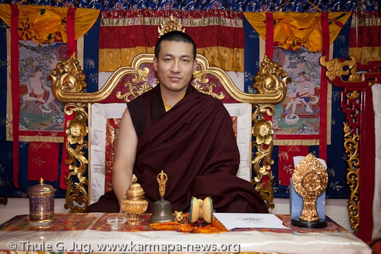 46 best karmapa thaye dorje images on pinterest buddhism buddha 17th karmapa trinley thaye dorje thecheapjerseys Image collections