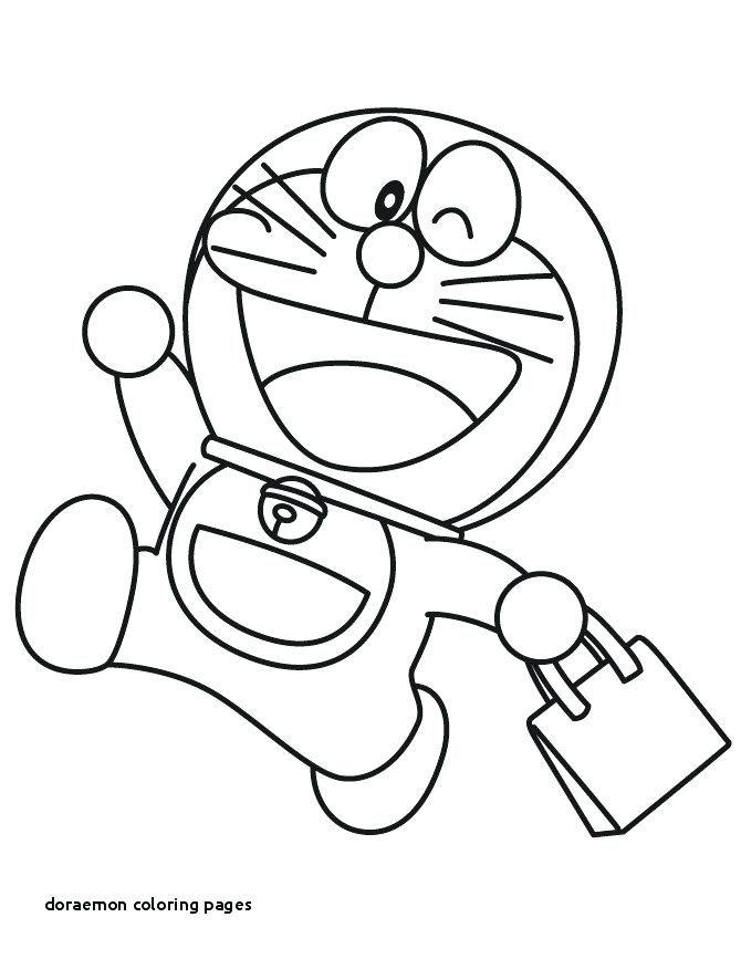 Doraemon Coloring Pages Pdf Coloringpages Coloringpagesfree