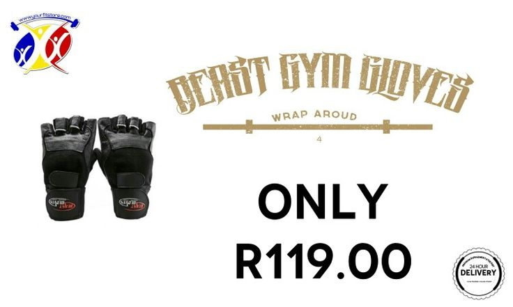 "It's ""GET PUMPED"" season and you don't wanna get left behind!! Get back to the gym and start lifting with these BEAST GYM GLOVES that can be used to protect the hands while lifting heavy weights. It also improves grip while the wrist wrap around protects your wrists while training. Get yours today from yourfitstore.com   #BEASTgymgloves #gym #gloves #weights #lifting #getpumped #muscles #power #strength #conditioning #bodybuilding"