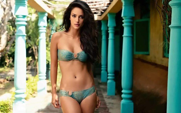Icelandic Mangalorean Model, Bollywood Actor Angela