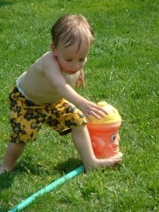 Water Party Games for Toddlers