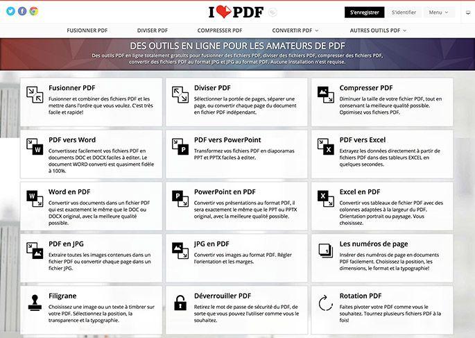 Ce logiciel gratuit pour modifier vos fichiers PDF vous permet actuellement de  faire : .... PDF Merger est un service en ligne permettant de fusionner plusieurs...