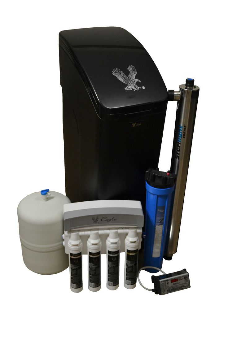 Eagle Products are designed to handle the demands of Canadian water treatment conditions.