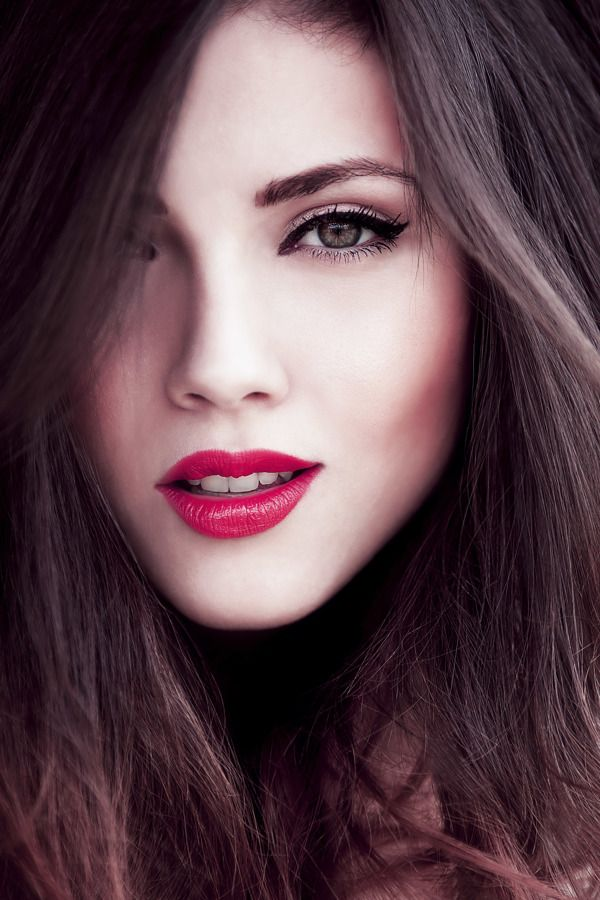 BEAUTY AT ITS FINEST by White on Black Studio, via Behance