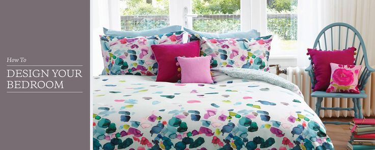 How To Design Your Bedroom - Layout & Furniture / Designer Furniture - Designer Homeware   Houseology