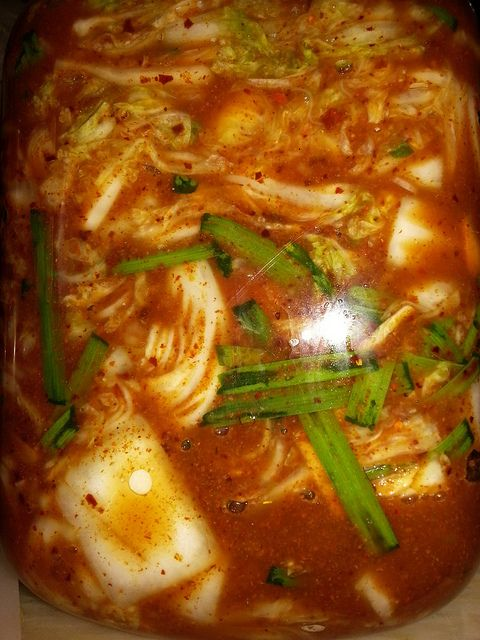 57 best images about Foods-Kimchi Recipes on Pinterest ...