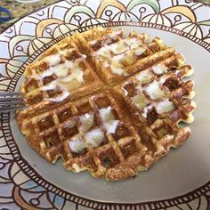 It's Time for Waffles - Dr. Sebi Approved Alkaline Waffles