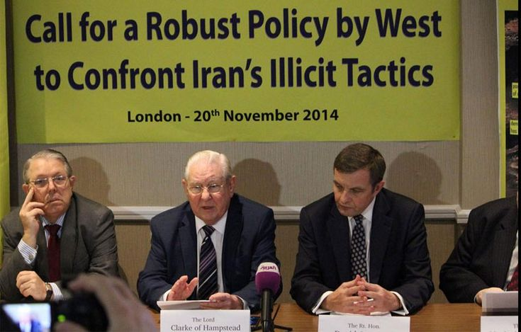One hundred British MPs have urged the UK government to take a firm stance with Iran during the nuclear negotiations because the regime is plotting to 'deceive the West'.